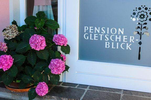 Ambience Ambiente Pension Gletscherblick