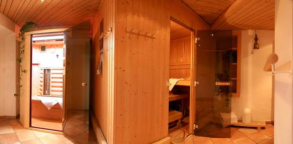 Sauna Pension Gletscherblick